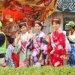 姫路ゆかたまつり2019特典(予定)、「ゆかたを着た時の特典」具体的にまとめました。ご活用ください。
