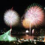 花火大会関西兵庫2021の動画を17か所&全関西の花火大会を紹介しています。