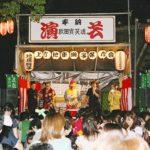 玉造稲荷神社夏祭り2019、見どころの動画とアクセス、駐車場を紹介しています。