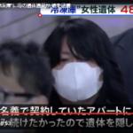 吉野由美容疑者の顔画像判明!!フェイスブックや逮捕されたホテル画像、事件現場等、都営アパートで冷凍庫から70代の女性とみられる遺体が見つかった事件簿。